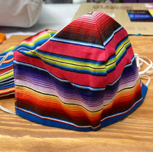 Serape Cotton Fabric Mask