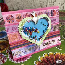 Crafty Chica DIY Shaker Card Kit