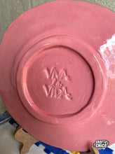 Stamped Clay Plate - Milagro Vibes