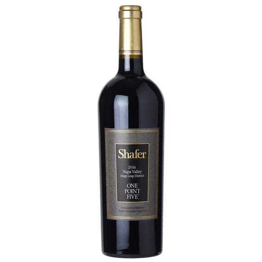 Shafer One Point Five Stags Leap Napa Cabernet Sauvignon 2016
