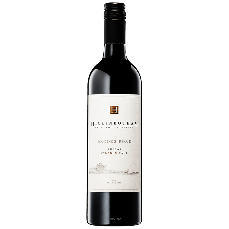 Hickinbotham Clarendon Vyd Brooks Rd Shiraz McLaren Vale 2014
