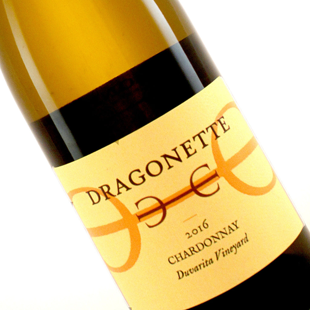 Dragonette Chardonnay Duvarita Vineyard 2016
