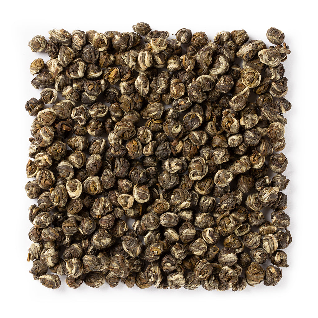 Supreme Queen Pearl of Jasmine Green Tea 龍團珠珍珠茉莉花茶 綠茶