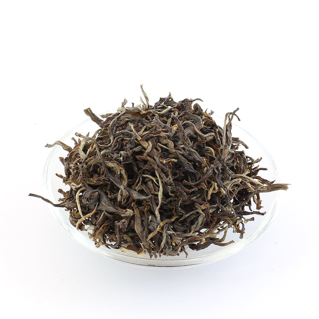 Bangdong Snow Mountain Raw 2014 Pu'er Tea#1428