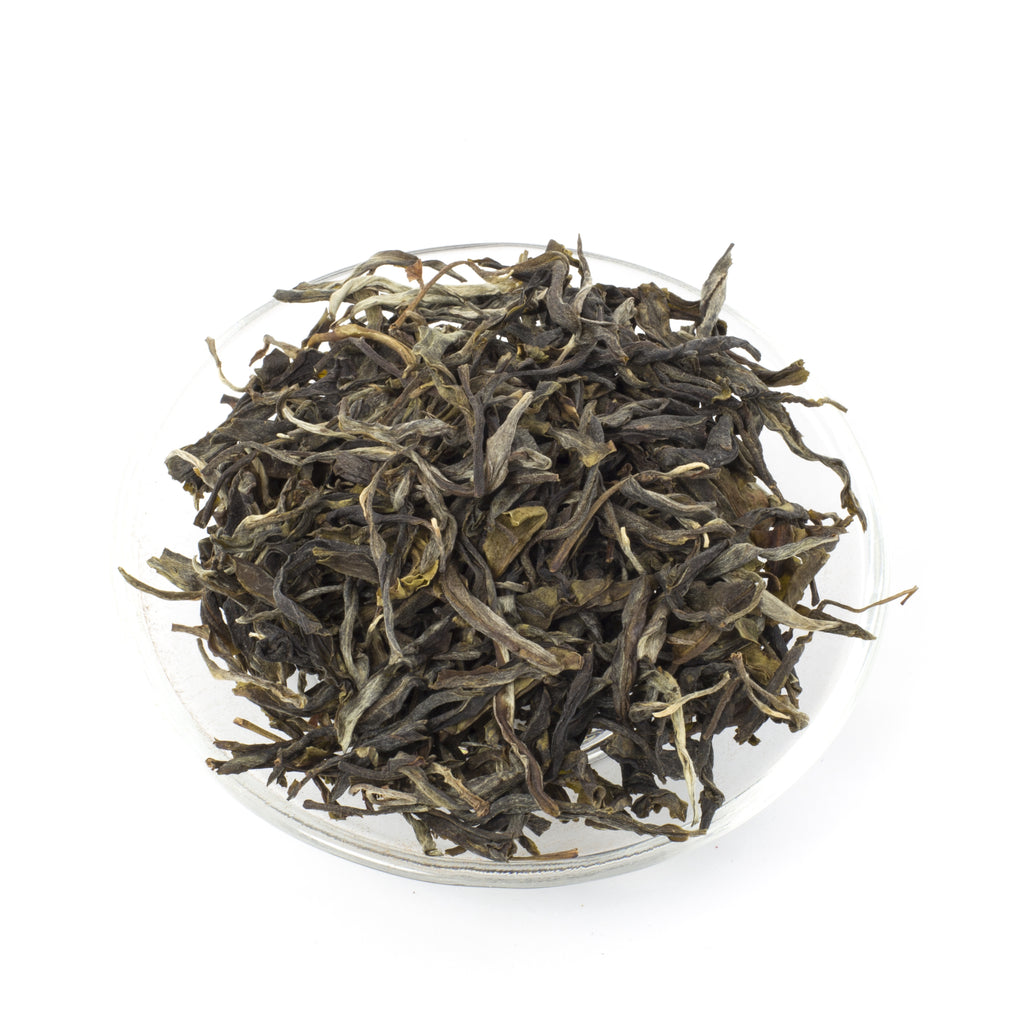 Yiwu Bo He Tang Raw Pu'er Tea#1495 (4oz)