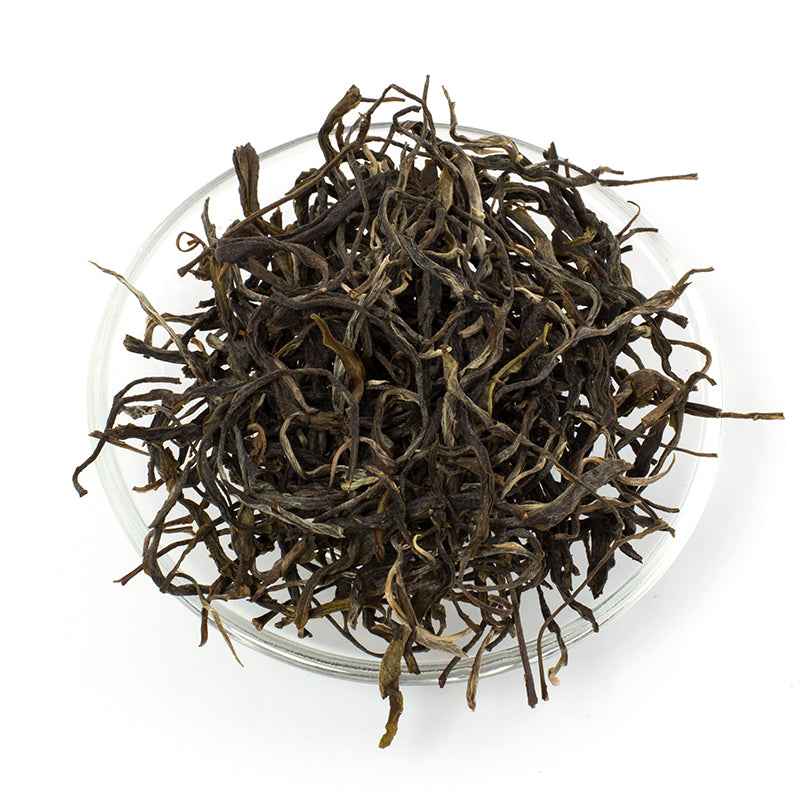 Kunlushan Old Tree Pu'er Dark Tea #1499(4 oz)