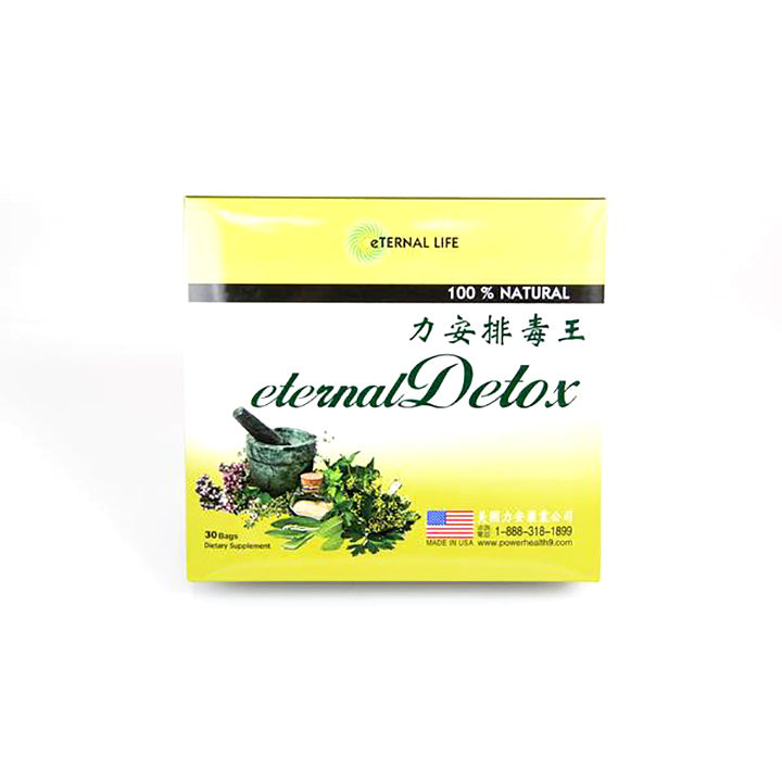 Eternal Life Detox (30 Tea bags)