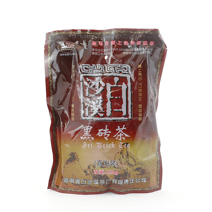 Bai Sha Xi Hei Brick Tea / Dark Tea (450 g/bag)