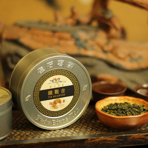 Tieguanyin Oolong Tea (24g/Tin)