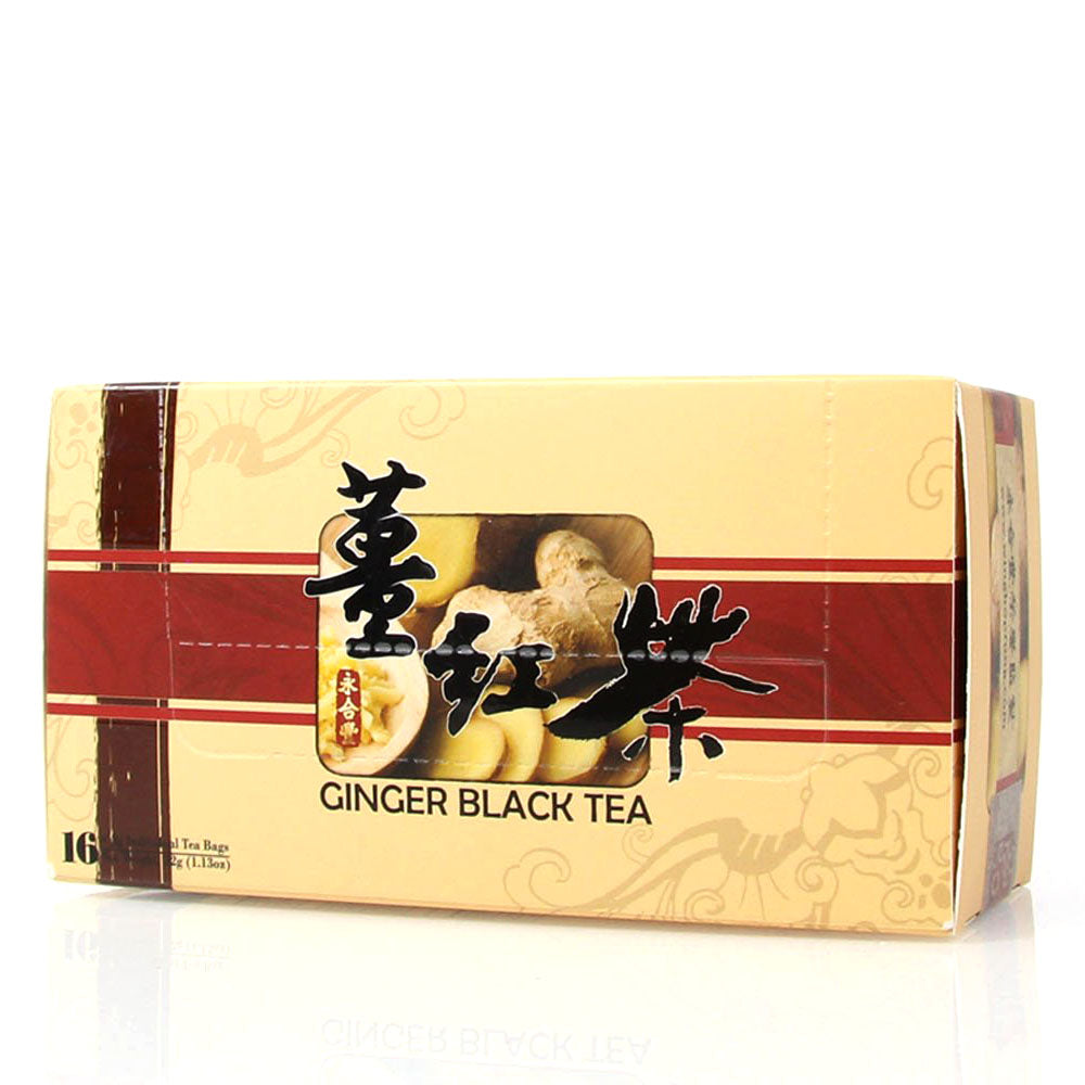 Ginger Black Tea (16 teabags)