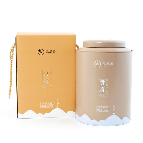 PPX Gong Mei White Tea 3 Years Old (300g/ Tin)