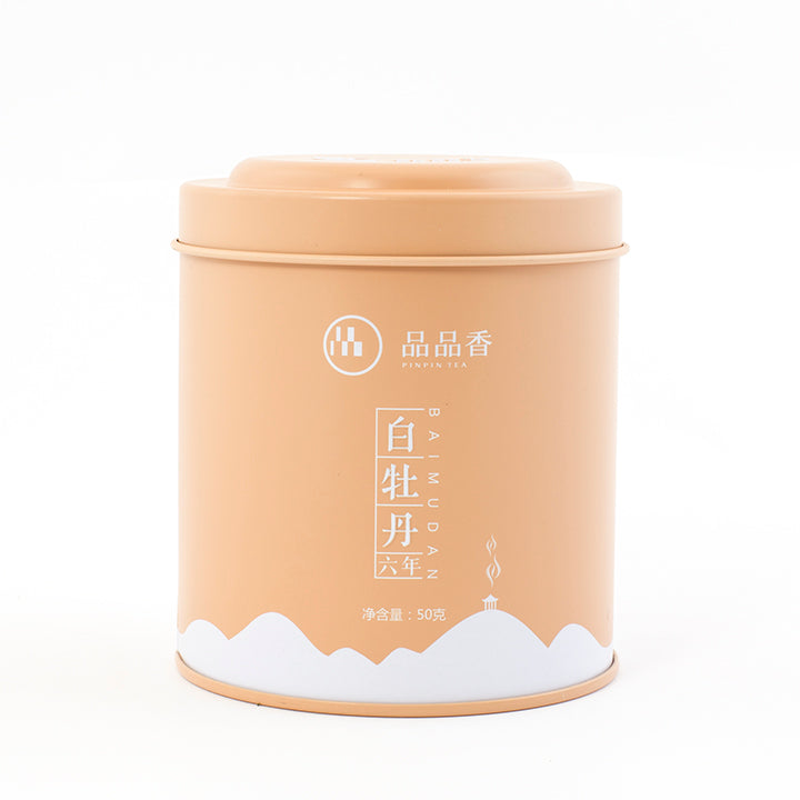 PPX Peony( Bai Mudan) White Tea 6 Years Old