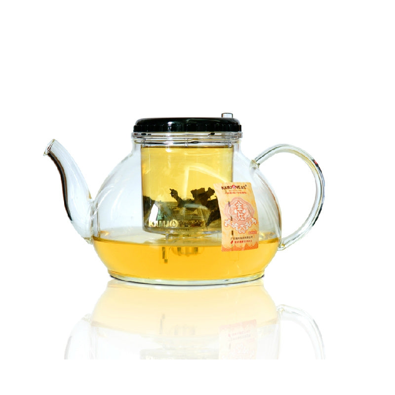 KAMJOVE TP-190 Press Teapot (900 ML)