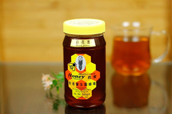 520275/2  Po Sang Yuen Mixed Honey 500g