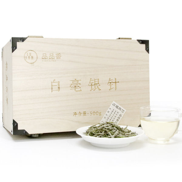 PPX Royal Baekho Silver Needle(Bai Hao Yin Zhen) White Tea (500g)