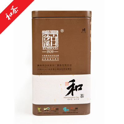 Bai Sha Xi Brand Dark Tea (200g/Tin)