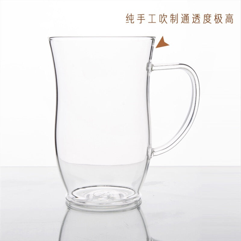 Chikao CK-161A Hand-made Glass Tea Cup