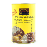 Golden Abalone Mexican Abalone (15 oz)