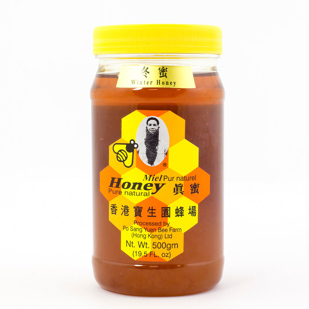 香港【寶生園】冬蜜 【Po Sang Yuen】 Winter Honey