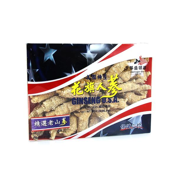 American Ginseng Short-L #38-43(8 oz/box)