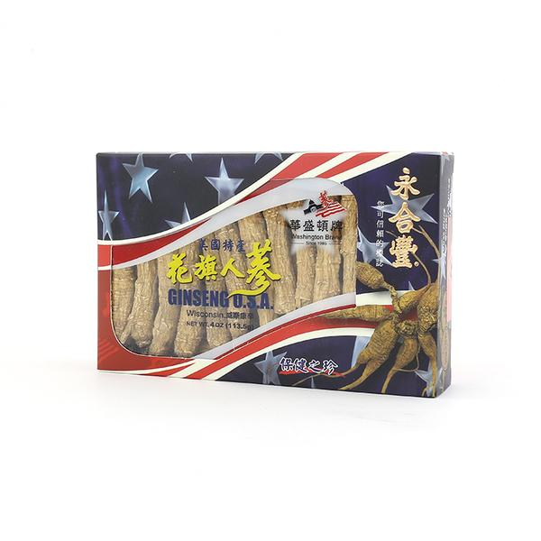 American Ginseng Long-L #38-43(4 oz/box) BOGO