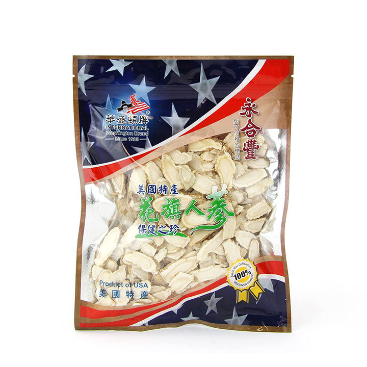 American Ginseng Slice (8oz/bag) #310311