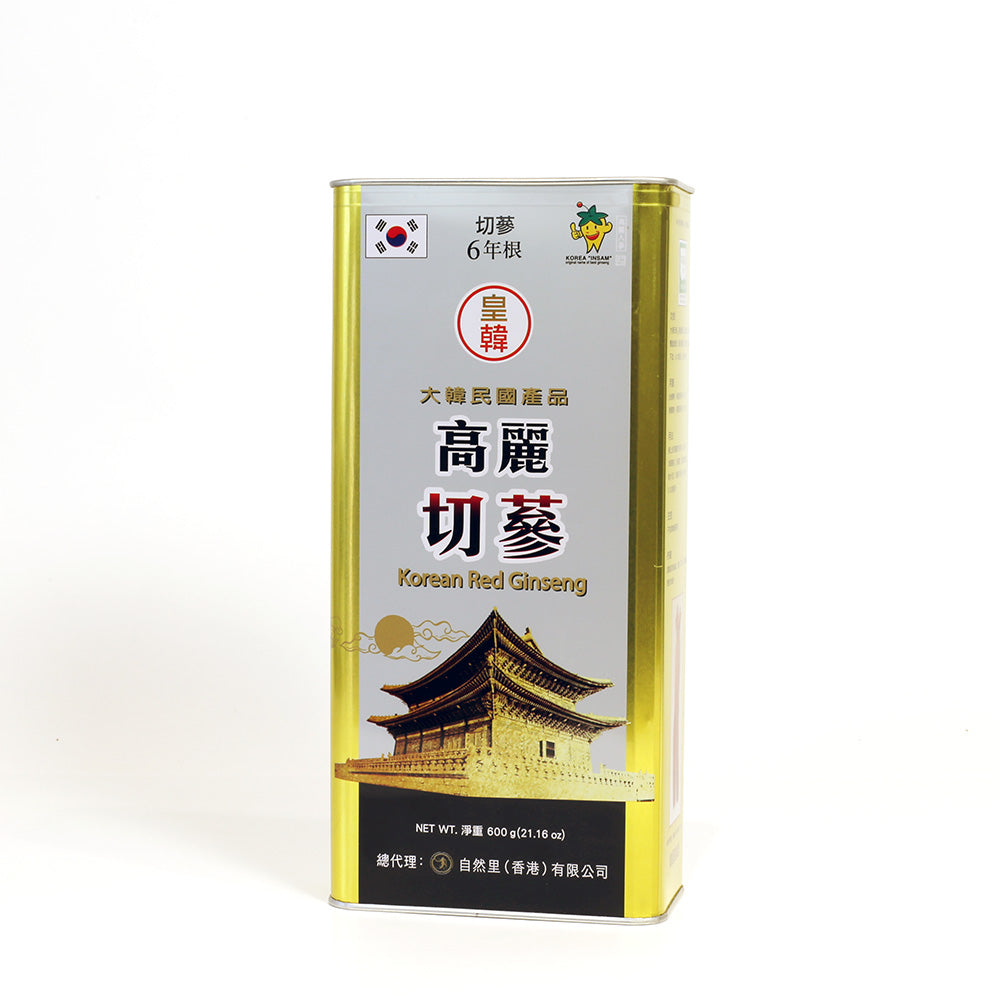 Korean Ginseng/Koryo Insam (cut)
