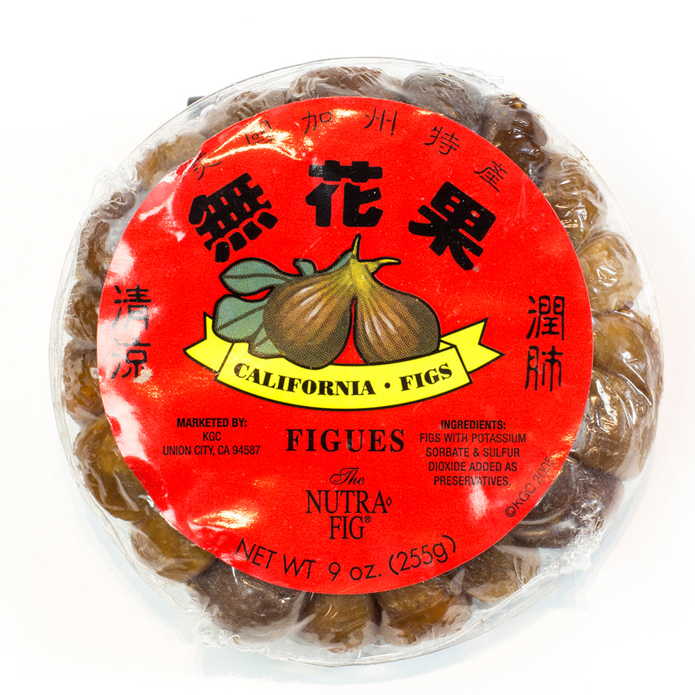 Dried Figs/Wu Hua Guo (9oz)
