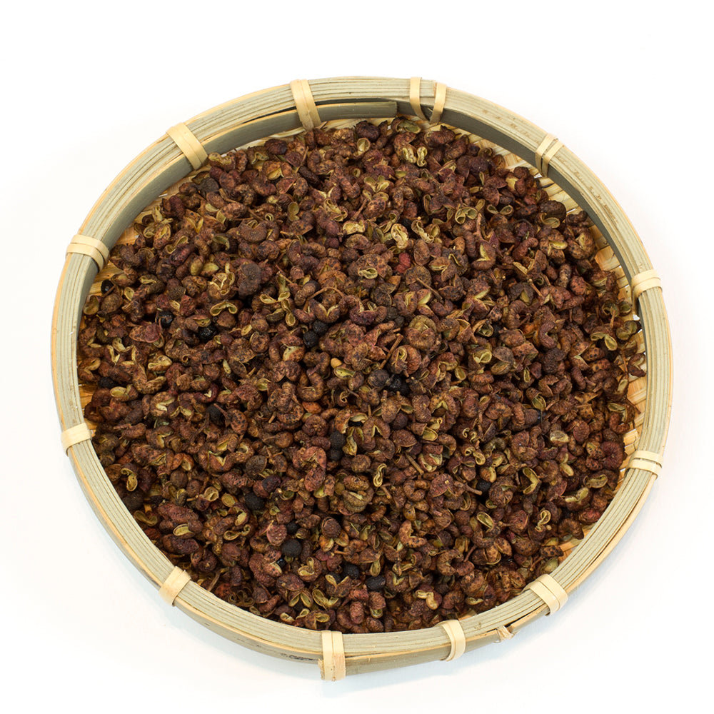 Pricklyash Peel/Hua Jiao  (4 oz/Bag)