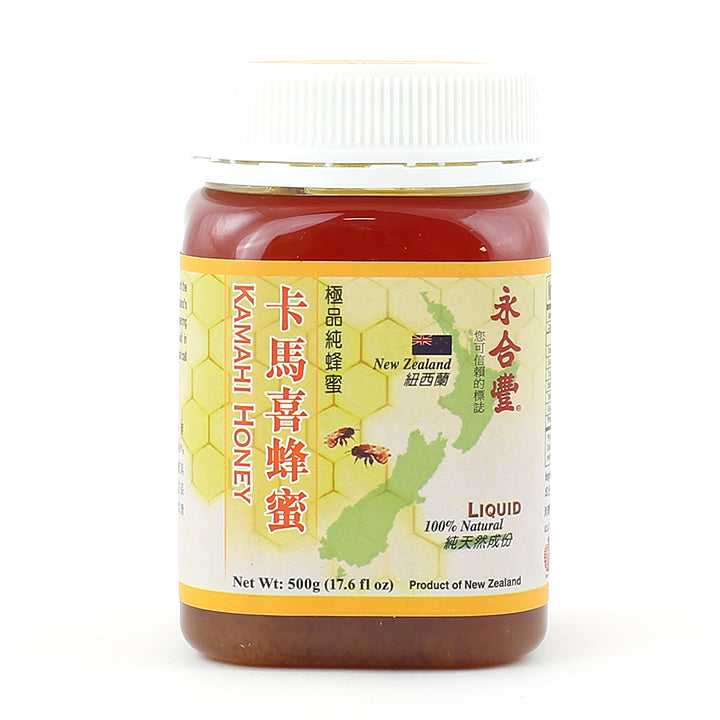 WHF Kamahi Honey - Liquid (500g)
