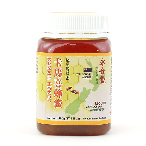 WHF Kamahi Honey - Liquid 500g)