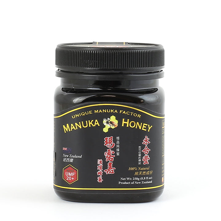 WHF Manuka Honey UMF 20+ (250g)