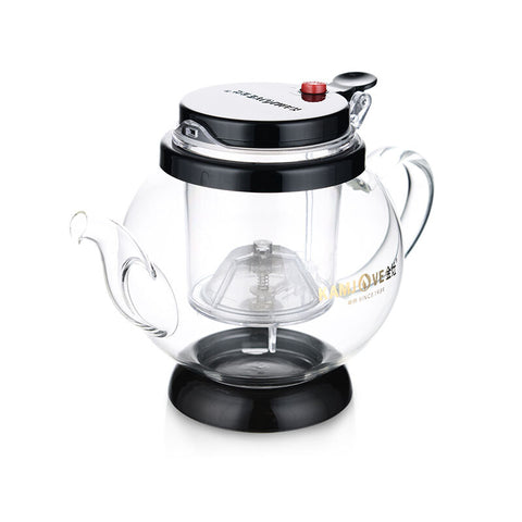 KAMJOVE TP-865 AUTO- OPEN Glass Teapot 650 ml