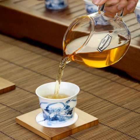 Borun boD-12 Glass Tea Cup (250 ml)