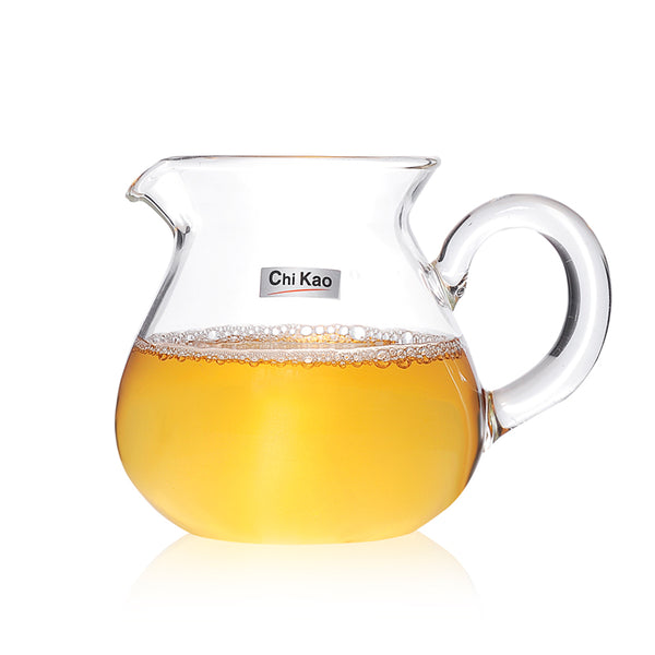 Chikao CK-120L Hand-Made Glass Tea Cup(360ml)