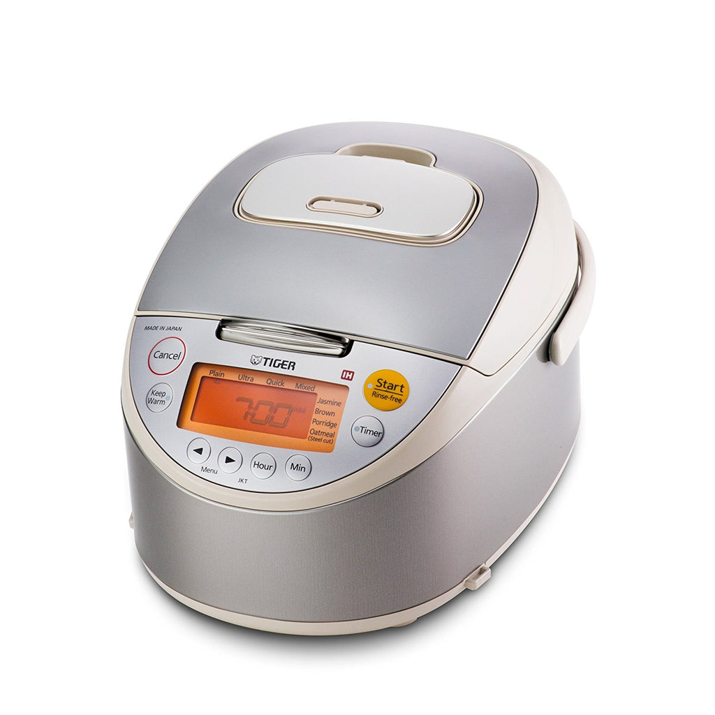 850784 Tiger Induction Heating Rice Cooker & Warmer JKT-B10U (5.5cups) / JKT-B18U (10cups)