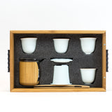 Lotop Portable  Tea sets (7 pcs)