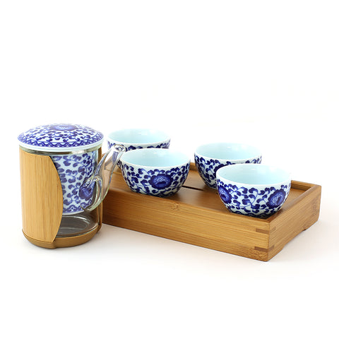 Lotop Travel Tea Set (170ml)
