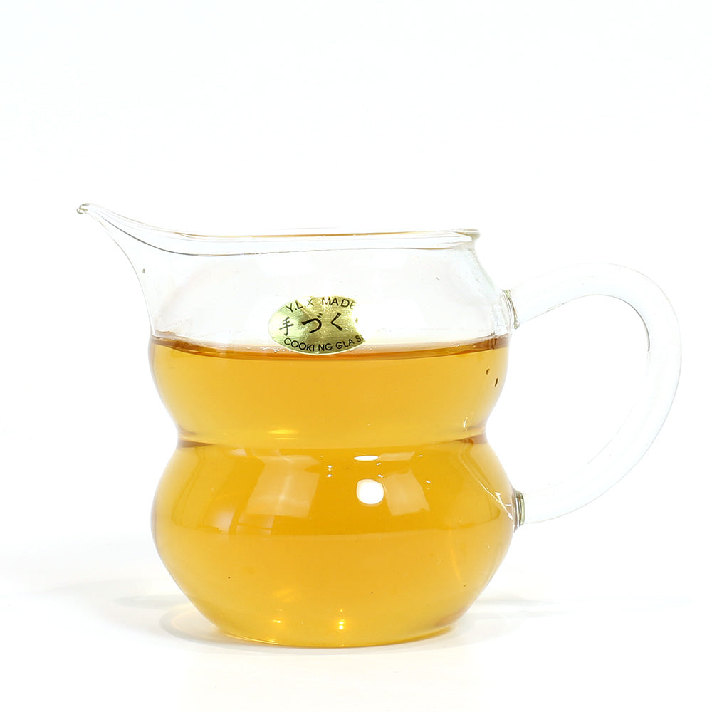 YLX Hand Made Glass Tea Cup(200 ml)