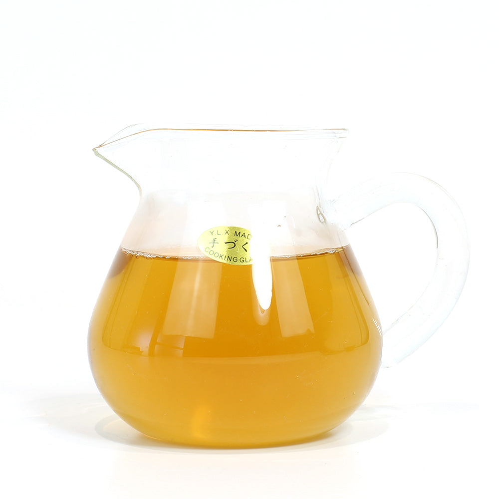 YLX Hand Made Glass Tea Cup(320ml)