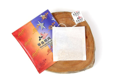 American Ginseng Root Tea (24 Teabags)#140132