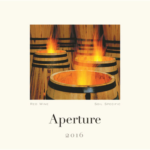 Aperture Red 2016