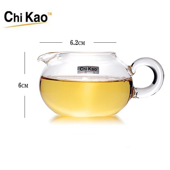 Chikao CK-099LA Hand-Made Glass Tea Cup(200ml)
