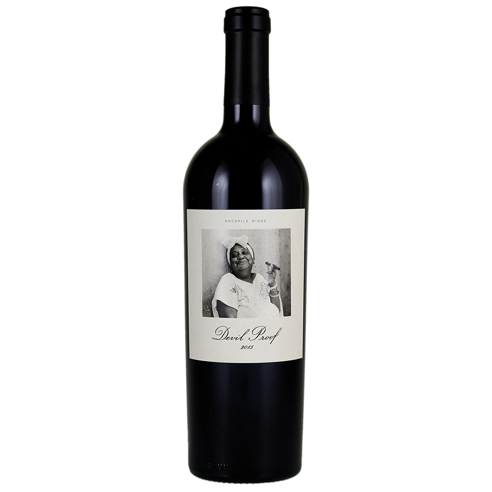 Devil Proof Malbec Rockpile Ridge 2015