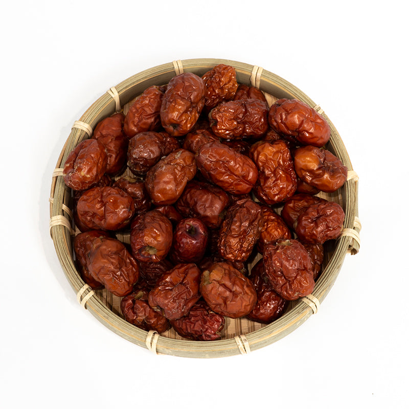 Small Red Dates Seedless (16 oz/Bag)