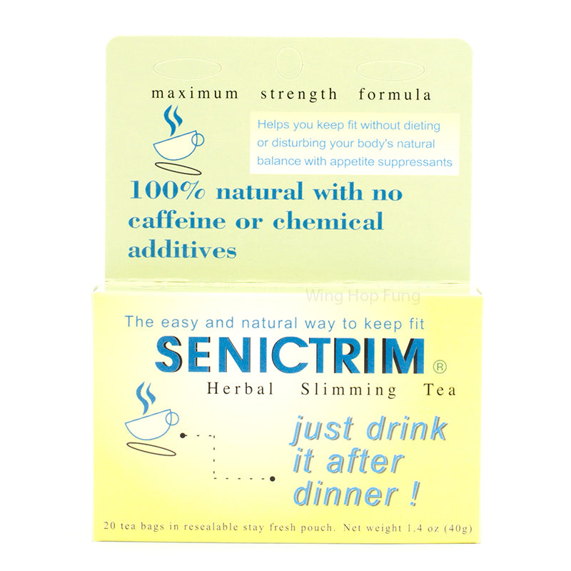Senictrim Herbal Slimming Tea (20 tea bags)