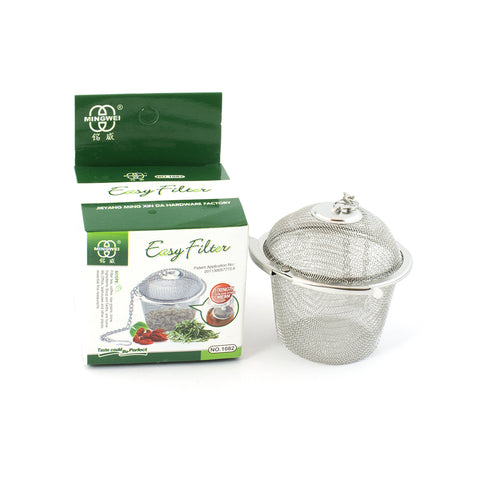 Mingwei Easy Stainless steel  Tea Filter (S/L)