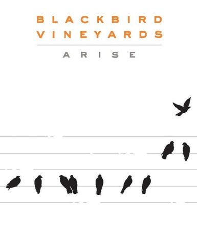 Blackbird Vineyard Arise Red Napa Valley 2016