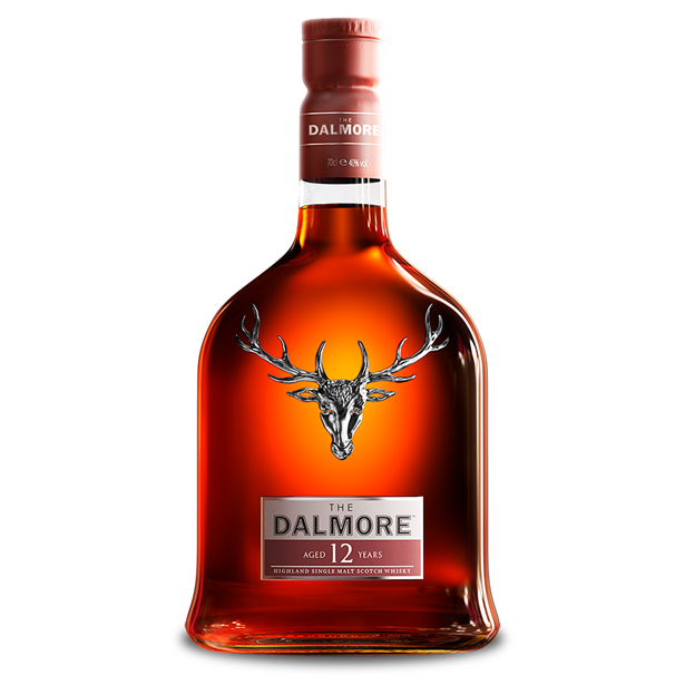 The Dalmore 12 Year Single Malt Scotch Whisky