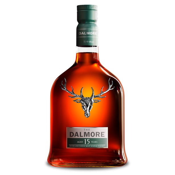 The Dalmore 15 Year Single Malt Scotch Whisky